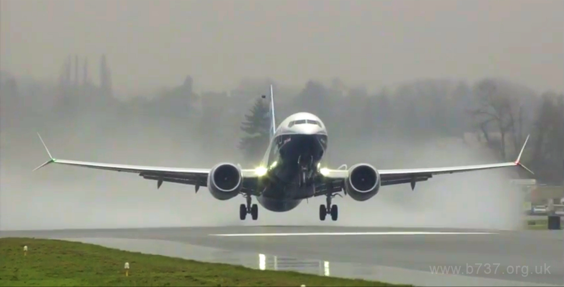 the boeing 737 max 737 max first flight