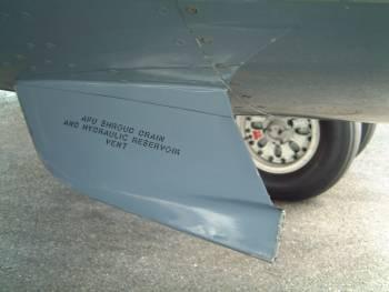 The 737 APU