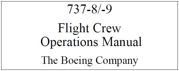 technical information manual for boeing