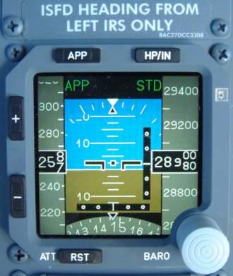 Boeing 737 Flight Instruments