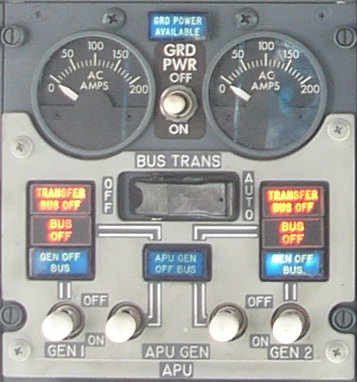 Boeing B737 Electrics