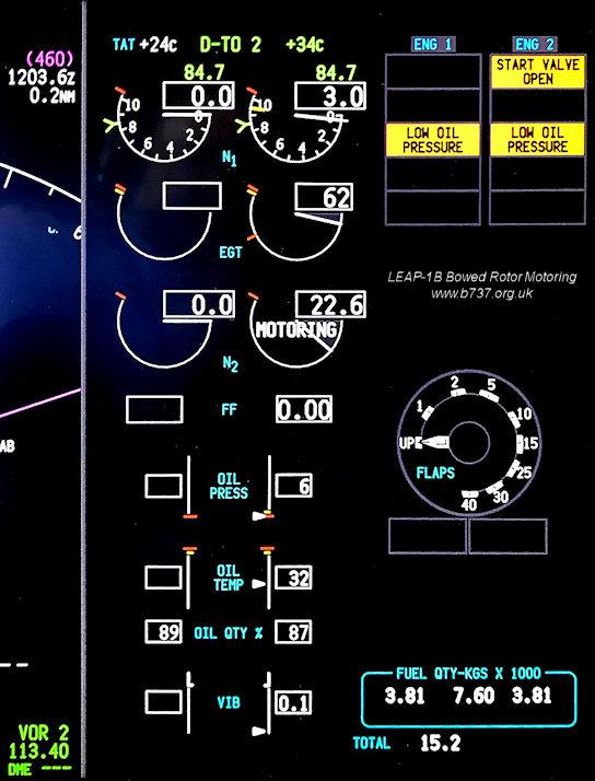 maximum thrust 2003
