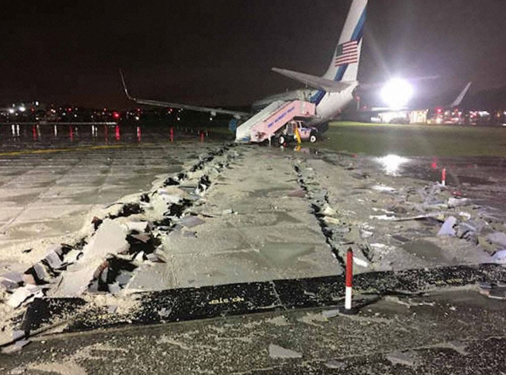 N278ea 737 700 Runway Overrun On Landing