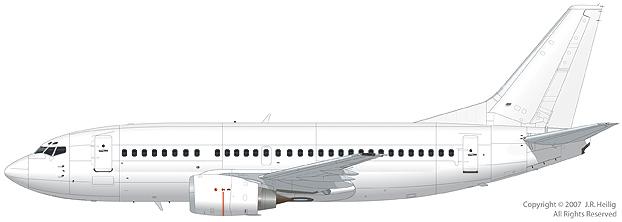 Boeing 737 300 400 500 Classics