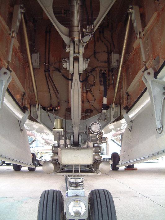 737 Nose Wheel